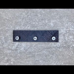 Other - Vintage looking Tin Oil Rubbed Bronze Coat Rack
